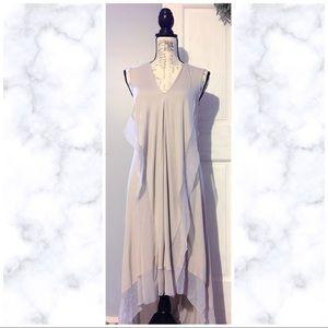 BCBGMaxAzria | Cydnee High Low Dress Sz S NWT